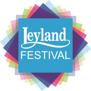 Leyland Festival logo