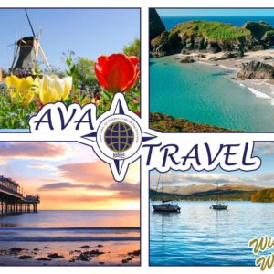 AVA Travel Logo