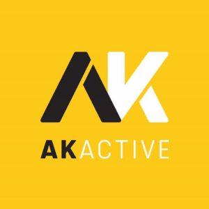 AK Active Logo