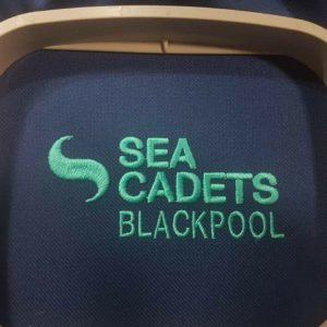 Blackpool Sea Cadets Logo
