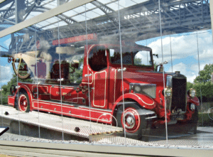 Norma The Fire Engine Landmark Leyland