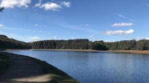 Turton and Entwistle Reservoir