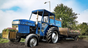 William The Vintage Tractor Landmark Leyland