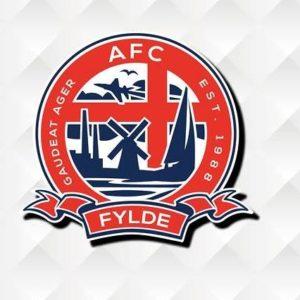 AFC Fylde Club Badge