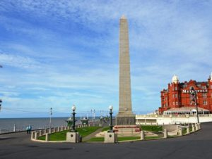 Blackpool War Memorial & Cenotaph