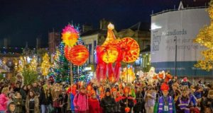 Burnley Light Night 2020