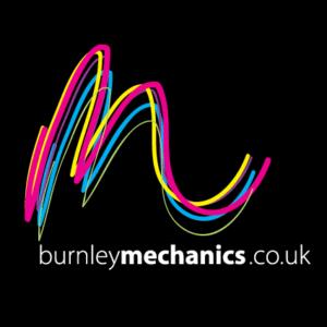 Burnley Mechanics Logo