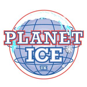 Planet-Ice-Blackburn-Arena Logo