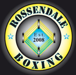 Rossendale Community Boxing Club Logo