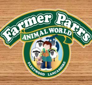 Farmer Parrs Animal World Logo