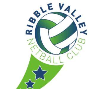 Ribble Valley Netball Club Logo