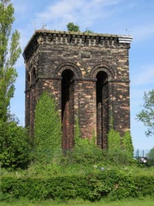 Tower Hill Water Tower