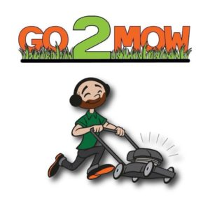 Go2Mow Garden Care Logo
