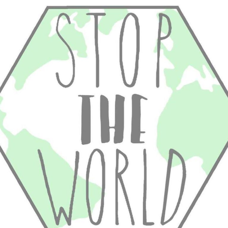 Stop The World Logo