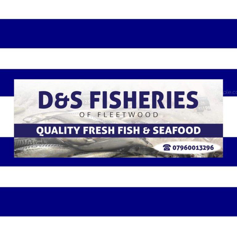 D & S Fisheries Logo