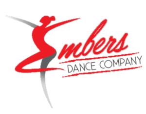 Embers Dance Company Logo