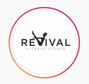 Revival Fitness Studio Logo