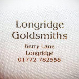 Longridge Goldsmiths Logo