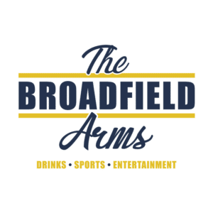 The Broadfield Arms Logo
