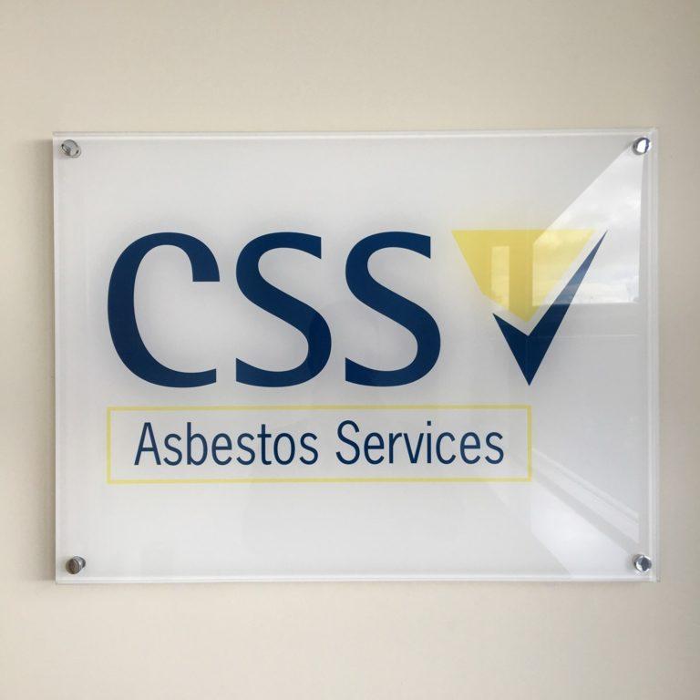CSS Asbestos Services Logo
