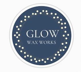 Glow Wax Works Logo