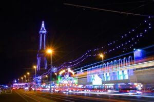 Blackpool with fylde